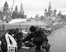 В идеальной России мемориалы Ленину и Сталину будут стоять рядом с памятниками Ельцину и Немцову (фото:Валерий Мельников/РИА Новости)