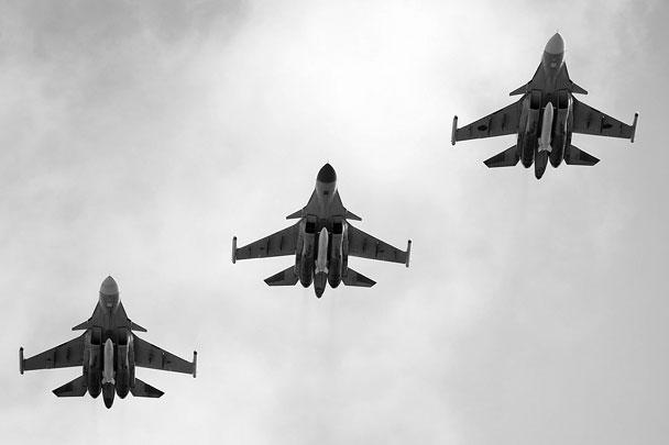 Быстрое развертывание группировки ВКС в Сирии показало большую мобильность российских войск