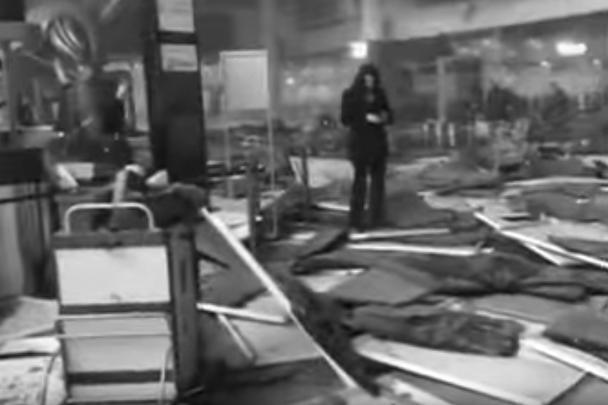 По данным источников в правоохранительных органах как минимум один из взрывов в аэропорту Брюсселя совершил террорист-смертник