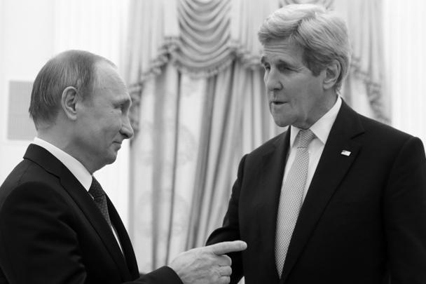 «Россия всегда рада визитам представителей США», – заверил Путин американского гостя