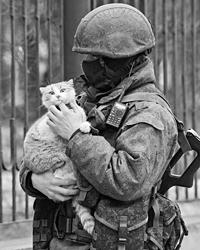 Общество теперь совершенно иначе смотрит на тему участия наших военных за границей (фото: Рюмин Александр/ТАСС)