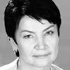 Александра Очирова, председатель комиссии Общественной палаты по вопросам социального развития