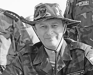 Глава Минобороны РФ Сергей Иванов