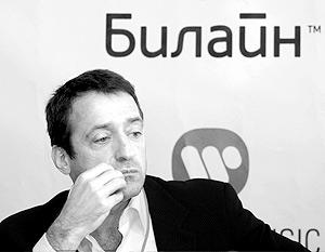 Генеральный директор ОАО «ВымпелКом» Александр Изосимов