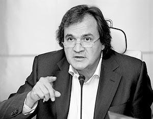 Директор ИнОП, главный редактор журнала «Эксперт» Валерий Фадеев