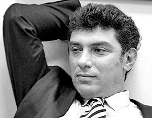 О женской кандидатуре мечтает бывший руководитель партии Борис Немцов