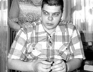 Бывший рядовой Андрей Сычев