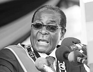 Стране Мугабе грозят перестройка и дружба с Западом