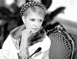 Юлия Тимошенко, не обращая ни малейшего внимания на нелюбовь к ней большинства лидеров НУ-НС, упорно ведет дело к своему второму премьерству