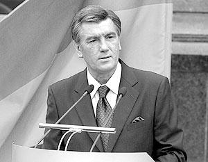 Виктор Ющенко: «Мы должны формат противостояния между ключевыми игроками заменить на формат понимания»