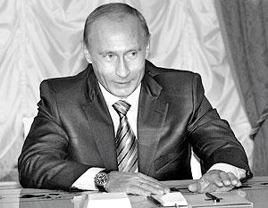 Основной упор Владимир Путин сделал на социально-экономической проблематике и развитии территорий