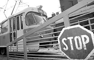 Скоростной трамвай должен соединить конечные станции метро