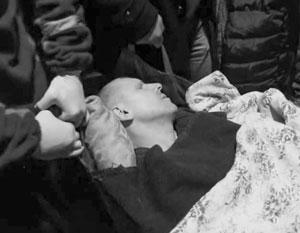 Его соратники уверяли, что при задержании Рудникову сломали ребро, вывихнули руку и несколько раз ударили по голове