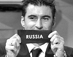 Жребий для нашей команды выпал вполне удачно. Сборная России попала в группу D, где сыграет с командами Греции, Швеции и Испании