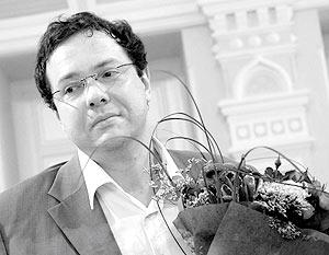 Поэт и прозаик Александр Иличевский