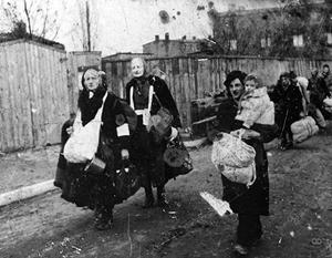 Петр Порошенко перепутал высылку украинцев в Сибирь с отправкой евреев в гитлеровские лагеря смерти