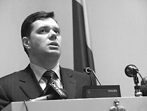 Владелец компании «Северсталь-групп» Алексей Мордашев