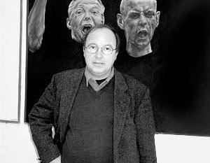 Андрей Ерофеев – заведующий отделом новейших течений Третьяковской галереи