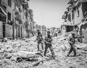 Освобождение сирийской Ракки далось слишком большой ценой, полагают в Минобороны
