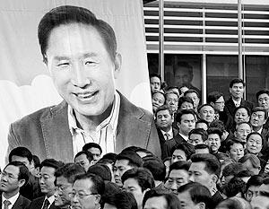 Уверенную победу одержал Ли Мен Бак