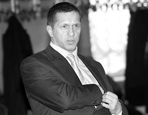 Глава Министерства природных ресурсов Юрий Трутнев