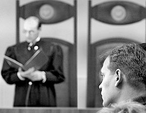 Суд приговорил офицеров внутренних войск Аракчеева и Худякова к 15 и 17 годам