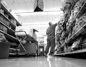 В 2007 году цены на многие основные пищевые продукты достигли рекордно высокого уровня
