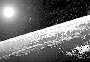 Солнечные пятна в значительной мере влияют на нашу планету