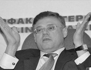 Александр Абрамов уйдет с поста президента компании с 1 января 2006 года
