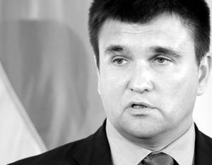 Павел Климкин наврал, будто образовательный закон вовсе и не запрещает обучение на языках ЕС