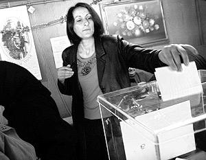 В выходные Сербия со второй попытки выберет президента