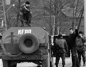 Чтобы ситуация не вышла из-под контроля, ЕС отправит в край гражданско-полицейскую миссию – EULEX Kosovo