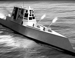 Новые орудия предназначены для вооружения перспективных эсминцев проекта DD(X)/DDG-1000 Zumwalt