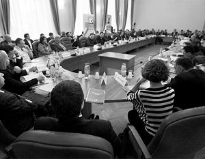 Заседание клуба «4 ноября» было посвящено теме «Коррупция в России и правовой нигилизм»