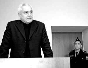 Бывший глава Госкомпечати России Борис Миронов