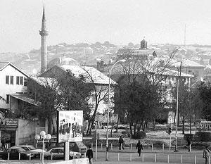 Столица Косова Приштина