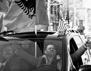 Скорая независимость Косова будет незаконной
