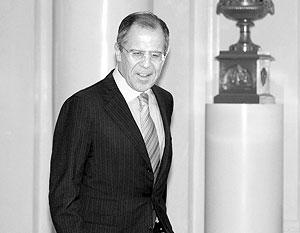 Россия, голосом Сергея Лаврова, обещает «скорректировать позицию» в отношении Абхазии и Южной Осетии