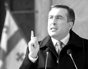 Михаил Саакашвили говорит о готовности заново подружиться с северным соседом