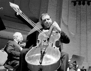 Борис Андрианов, один из лучших российских виолончелистов