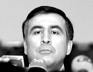 НАТО растоптала надежды президента Грузии Михаила Саакашвили