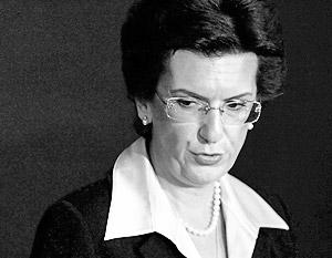 Председатель парламента Грузии Нино Бурджанадзе пожаловалась госсекретарю США Кондолизе Райс на действия русских