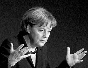 Ангела Меркель не видит причин для отказа Албании и Хорватии во вступлении в НАТО