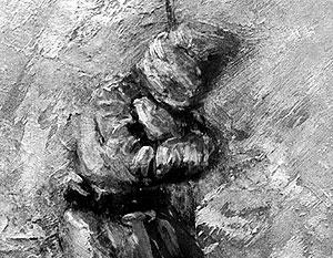 Часть триптиха русского художника Василия Верещагина «На Шипке все спокойно»