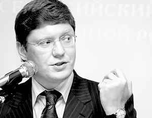 Заместитель секретаря президиума генерального совета партии «Единая Россия» Андрей Исаев
