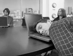 Если работа у человека занимает более 12 часов в сутки, он рискует приобрести самые различные заболевания