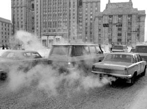 Требованиях к выбросам автомобильной техники возрастут до