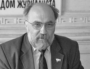 Депутат-единоросс Сергей Попов