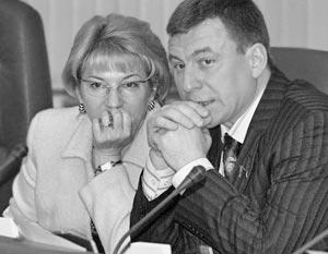 Депутат Мосгордумы Татьяна Портнова (