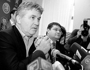 В последних интервью Гус давал понять, что он недоволен игрой Кержакова